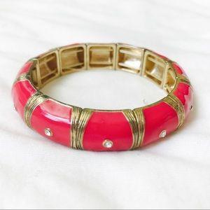 F21 Enamel Bracelet